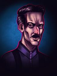 Evil Tesla