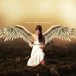 ANGEL BLANCO by LOKITONOCTURNO2015