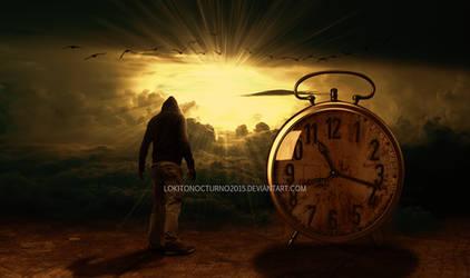 CLOCK TIME by LOKITONOCTURNO2015