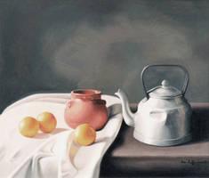 Still life by Ben-Seffaj