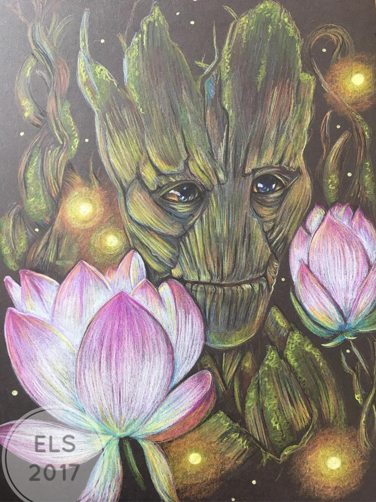I Am Grooooot by BlossomBrooks
