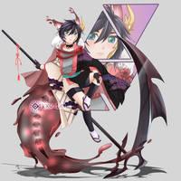 Terrorpuppy-KUROU01 |AUCTION|CLOSED by Kru-Lei