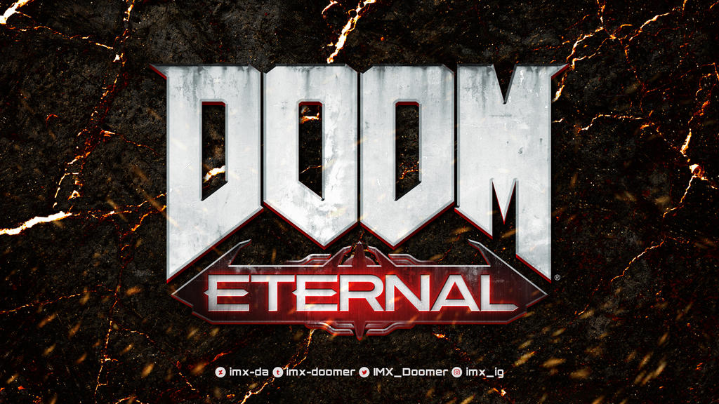 Doom Eternal 4k Wallpaper By Imx Da On Deviantart