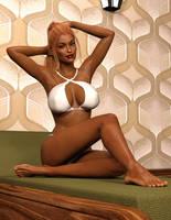 Fashion Bikini 4 Promo 3 by Redrobot3D