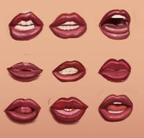 Goldy Lips