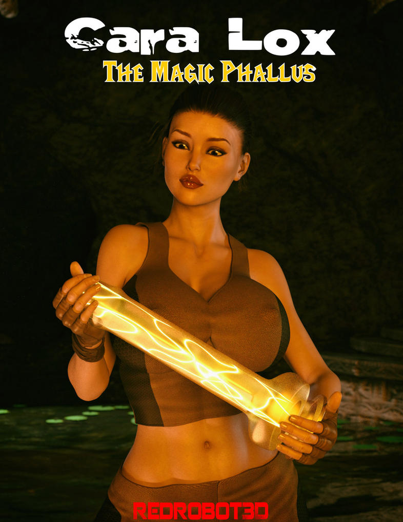 Cara Lox Tha Magic Phallus by Redrobot3D