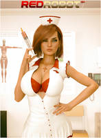 Lethal Injection 3 by Redrobot3D