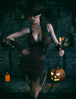 A Cara Lox Halloween