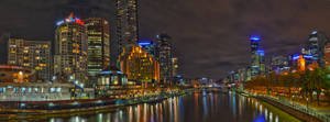 South Bank HDR Panorama by 0-Circus-Freak-0