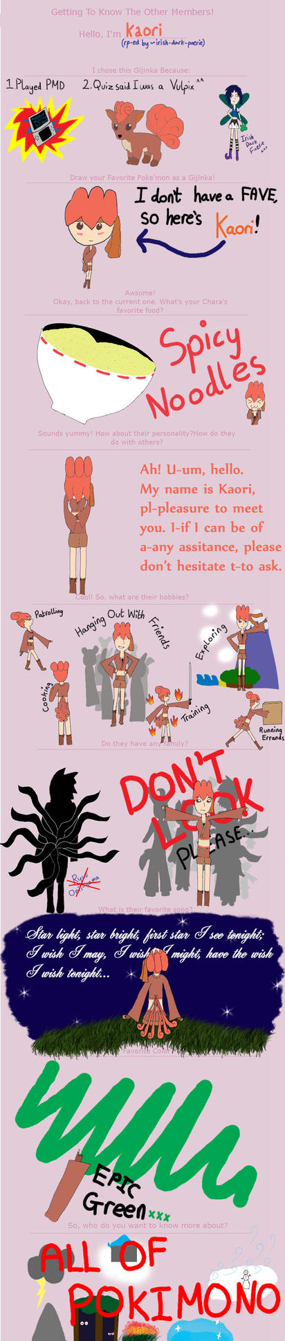 Kaori Meme by Irish-Dark-Faerie on DeviantArt