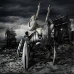 Robo Alien by MarcinTurecki