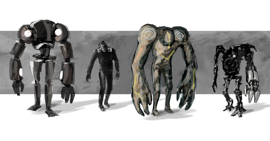 Mutants by MarcinTurecki