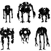 Robo shape 01 miniature by MarcinTurecki