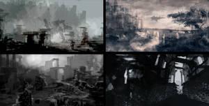 Ruins 01 by MarcinTurecki