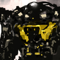 Robot 01 miniature by MarcinTurecki