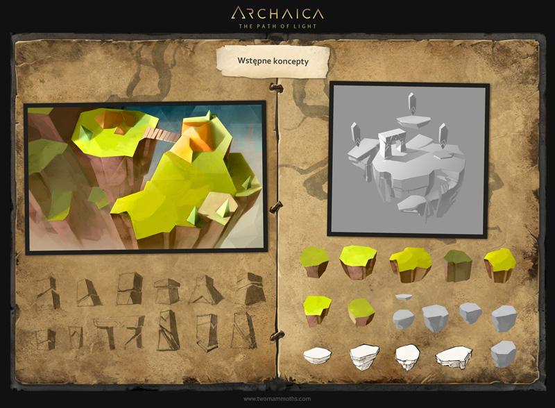 Archaica: The Path of Light - artbook (PL) str 19 by MarcinTurecki