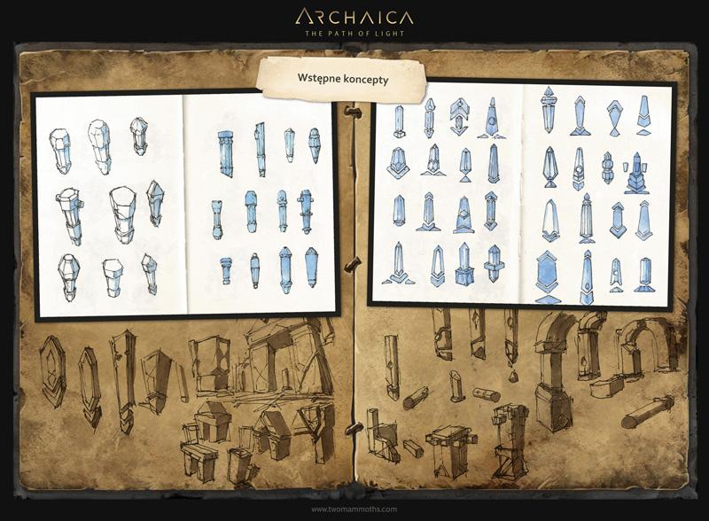 Archaica: The Path of Light - artbook (PL) str 21 by MarcinTurecki