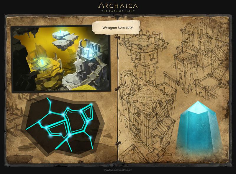 Archaica: The Path of Light - artbook (PL) str 23 by MarcinTurecki