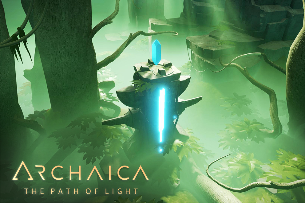 Archaica: The Path Of Light - Jungle (4_01b) by MarcinTurecki