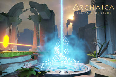 Archaica: The Path Of Light - The Well Of Light