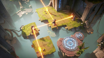 Archaica: The Path Of Light - Hills (Square)