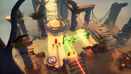 Archaica: The Path Of Light  - Islands, Therms