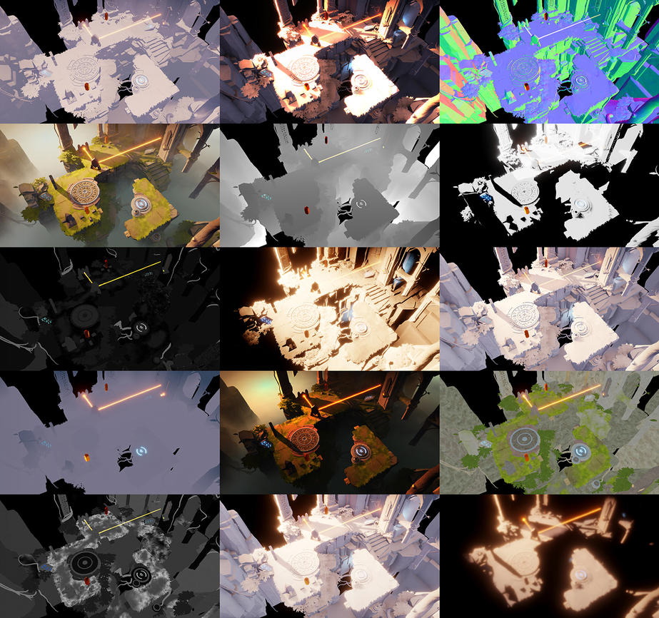 Archaica rendering internals - The Lighting by MarcinTurecki