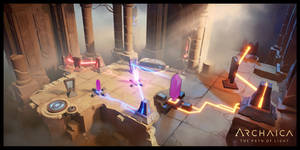 Archaica: The Path Of Light - Desert City