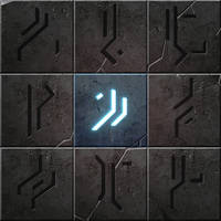 Achievement icons in Archaica by MarcinTurecki