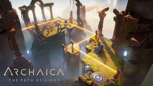 Archaica: The Path of Light - Two Peaks by MarcinTurecki