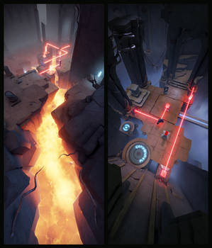 Archaica: The Path of Light - vertical view