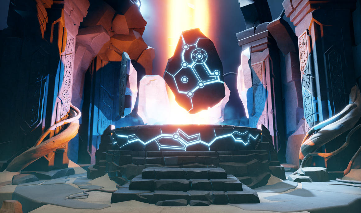 Archaica: The Path of Light - PORTAL by MarcinTurecki