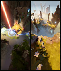 Archaica: The Path of Light - Initiation Ring