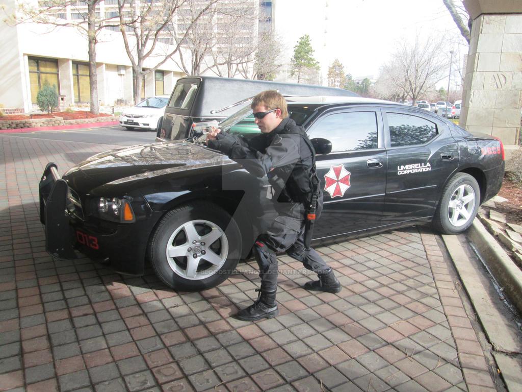 Umbrella Corp Of Denver's car by - 271.1KB