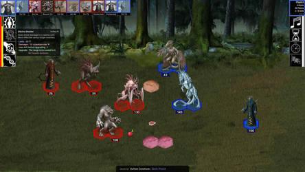 Ancient Beast v0.3 Dark Forest by DreadKnight666