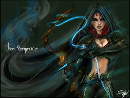 Stormracer by asthoreth