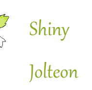 Shiny Jolteon by EvilEevee5