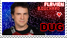 Flavien Bouchard stamp by Gie