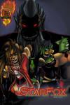 Starfox: STTC comic cover