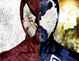Straw Spiders/Venom Juxtaposed