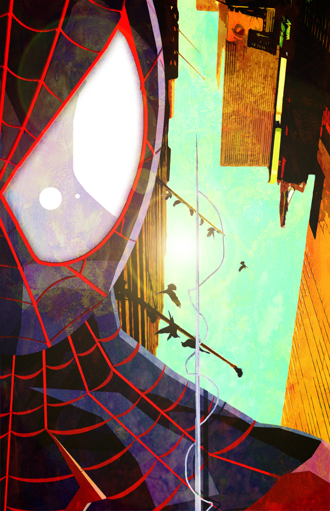 Ultimate Spider Man Wallpaper Miles Download