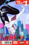 Spider-Gwen 1 Sketch Cover