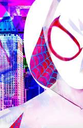 Straw SpiderGwen by skyscraper48