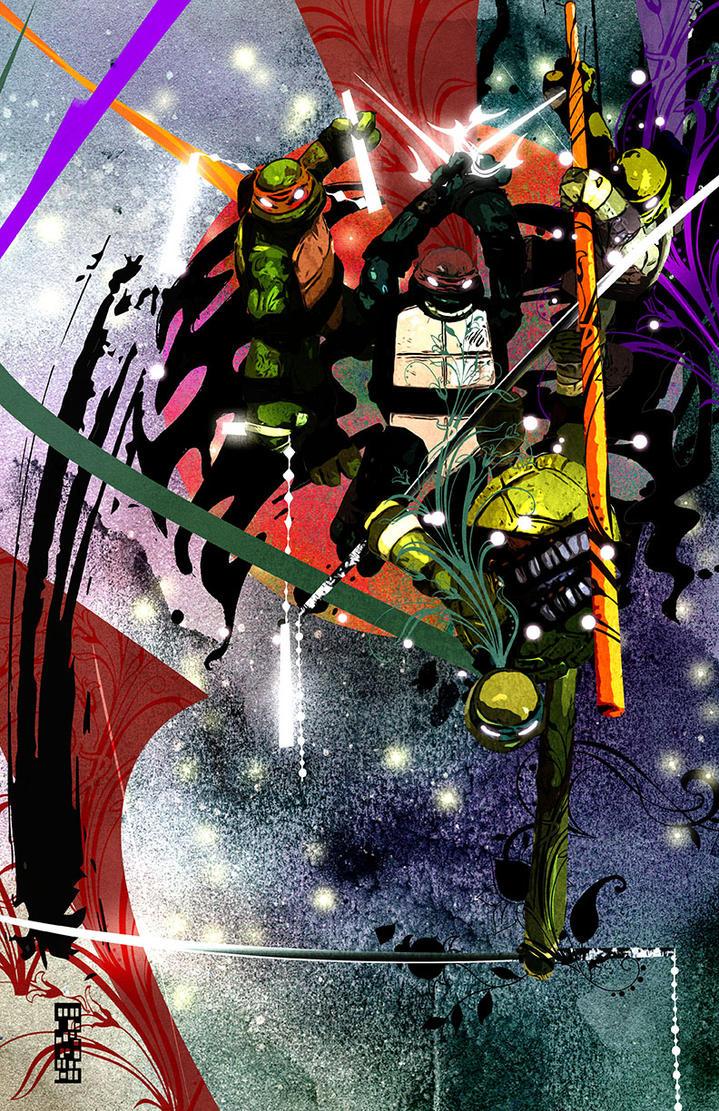 Teenage Mutant Ninja Turtles 2 by skyscraper48