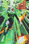 Green Lantern 3 on JLU