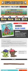 DWC 2012 - Mini Contest RESULTS by Rhydon