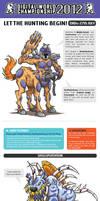 DWC 2012 - PR03 - Let The Hunting Begin? Briefings