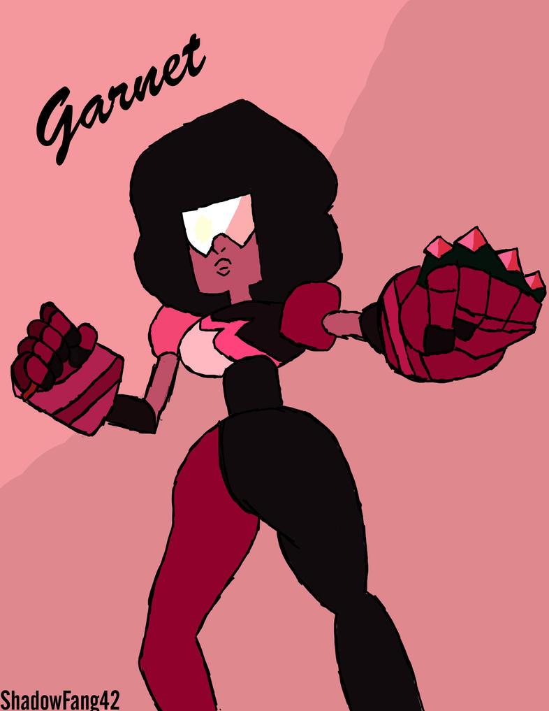 Garnet by ShadowFang42