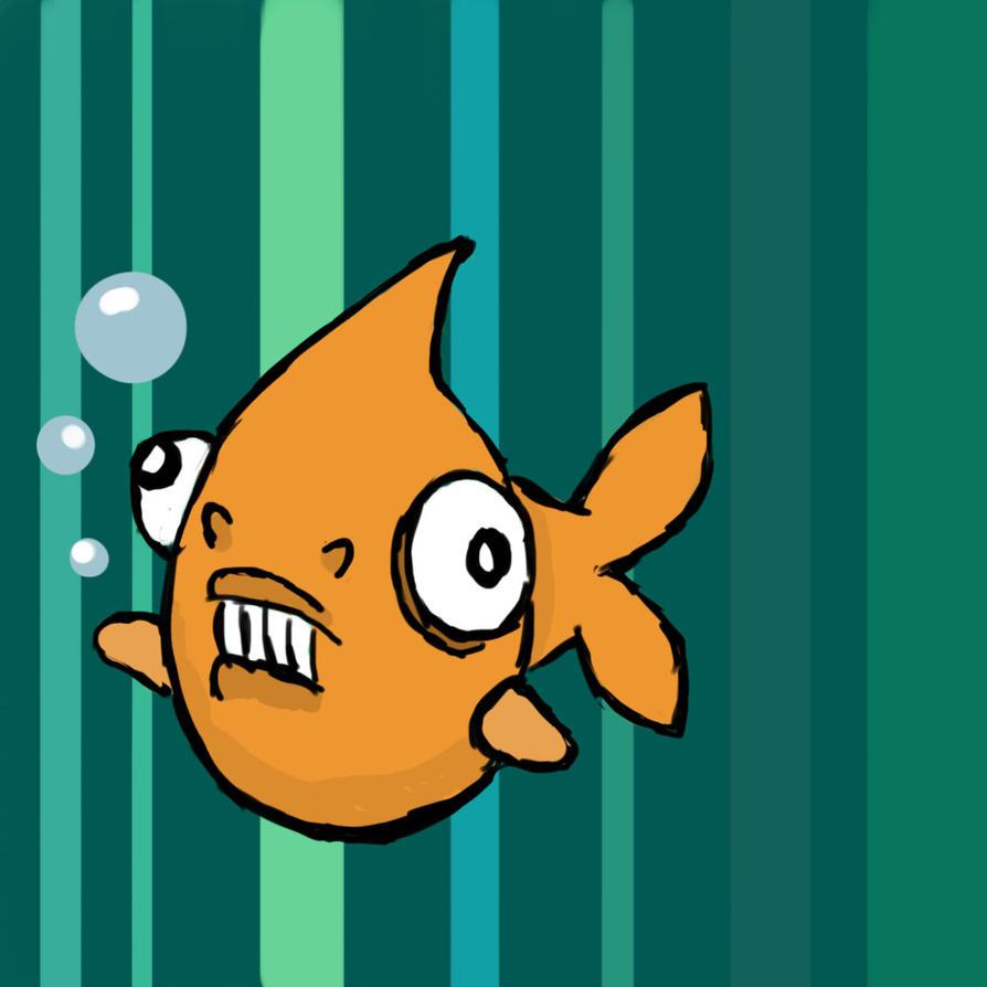 DerpFish by ShadowFang42