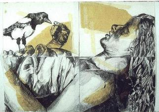 Bird Lady by jennarty